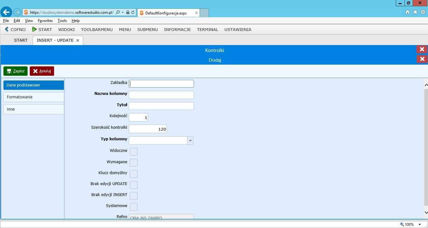 j_insert_update.aspx automatyczny zapis do innej tabeli