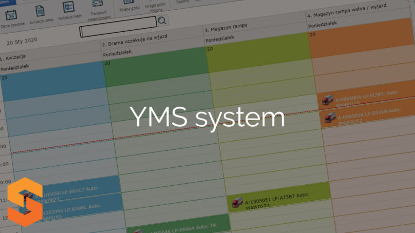 YMS system